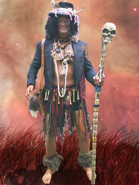 witch doctor  scene nzs largest prop costume hire company