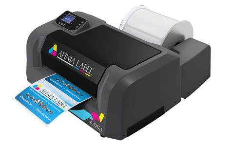 color label printer afinia l501 digital color label printer