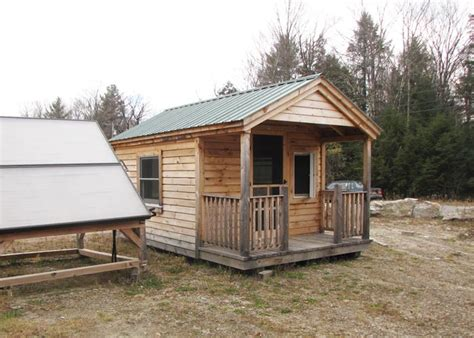 Cabin Shed Kits by Prefab Cabins From The Jamaica Cottage Shop