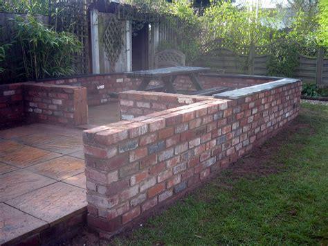 brick patio wall landscaping services portfolio birmingham west