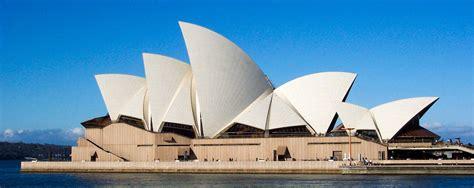 australia opera house famous landmarks satellite view of sydney opera house