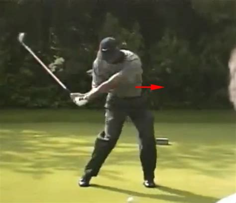 tiger woods golf swing analysis good old times tiger woods swing analysis 2001 swing