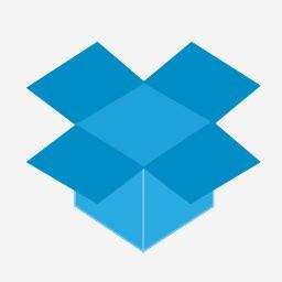 dropbox x files dropbox icon flat icons add on 1 softicons com