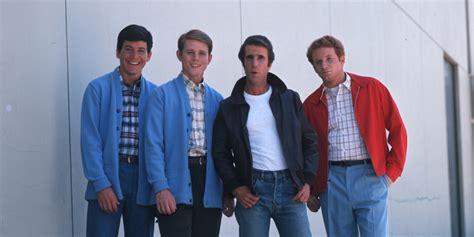 from happy days anson williams beloved as potsie could to