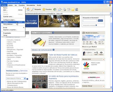 imagenes en movimiento en una pagina web convertir una p 225 gina web a pdf universal document converter