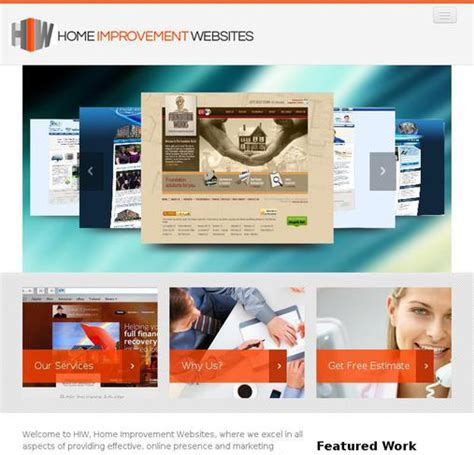 home improvement websites website commercialwebsites info created using wordpress