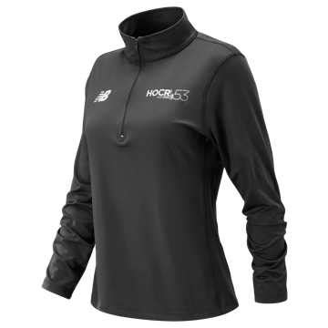 New Balance Hocr Quarter Zip s running shirts tops new balance