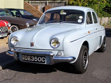 1965 Renault 8 Gordini Autos Tuning Pinterest Cars