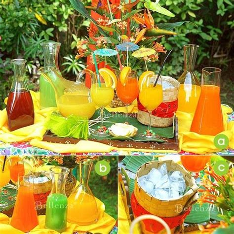 party themes caribbean pinterest caribbean party cool refreshing drinks
