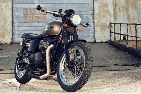 Triumph Motorrad Customizing by Best 25 Triumph Scrambler Custom Ideas Only On