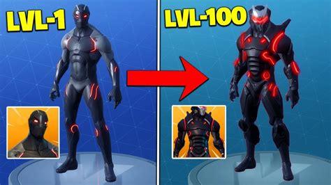 unlocked max level omega skin  fortnite battle ro