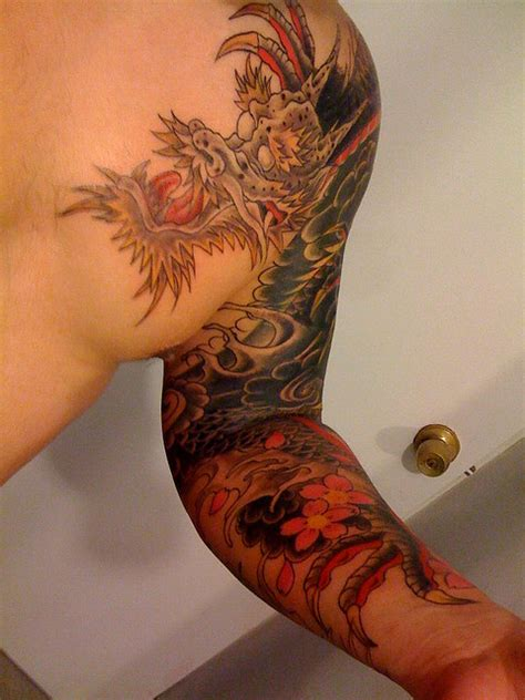 japanese dragon tattoos you need to check out