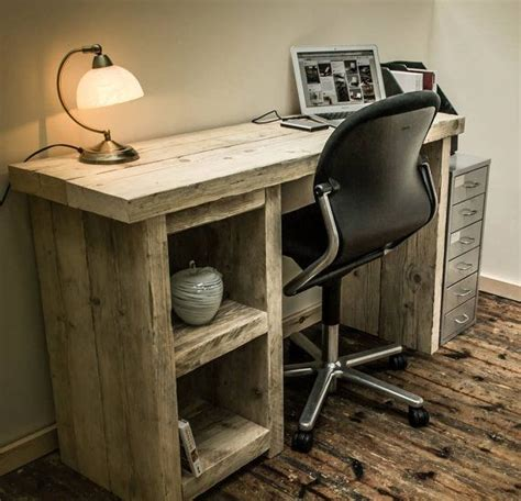 diy rustic computer desk 25 best ideas about rustic desk on reclaimed