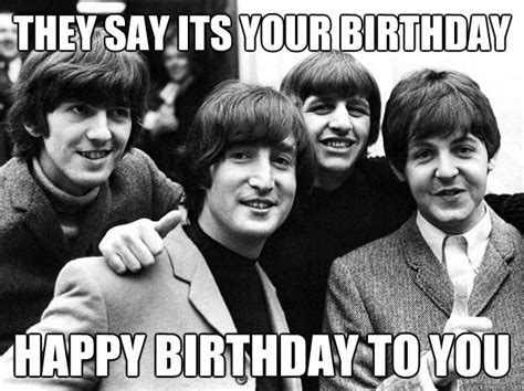 download mp3 the beatles happy birthday they say its your birthday happy birthday to you scumbag