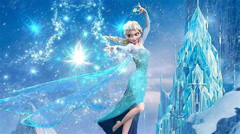 film cartoon elsa the animated movie frozen wallpaper