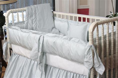 Silk Crib Bedding by Lulla Smith Baby Bedding Cocoon Linen Set Dupioni Silk