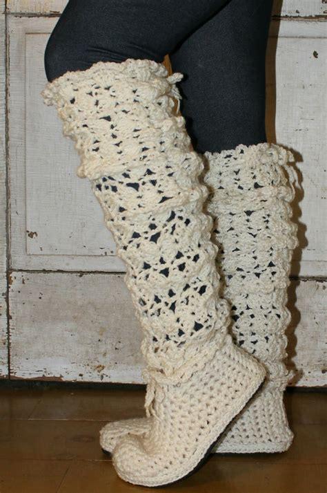 crochet boots crochet boots pattern5 styles in 1legwarmer boots