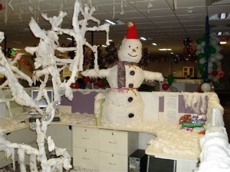 christmas decoration in office decoration ideas for office that everyone will