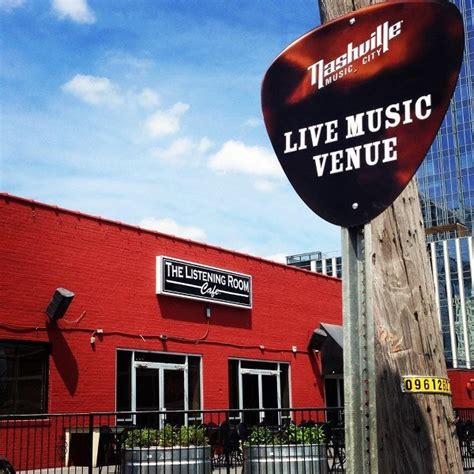 the listening room nashville 8 best venues to hear nashville s next big thing
