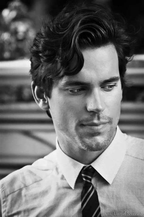Matt Bomer Hairstyle by 16 Haircuts For Wavy Hair Mens Hairstyles 2018