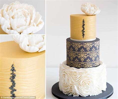 Wedding Cakes Designs 2015 by Wedding Cake Trends For 2015 Include Even Light Up