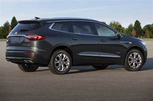 How Is A Buick Enclave 2018 Buick Enclave Avenir Revealed Gm Authority