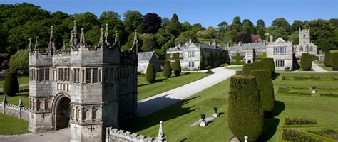 Victorian Houses by Lanhydrock Attractions Best Days Out Cornwall Things