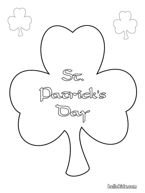 Coloring Pages St Patricks Day Coloring Pages Dr Odd St St S Day Coloring Pages For Adults
