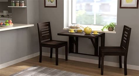 Blaine Capra 2 Seater Wall Mounted Dining Table Set