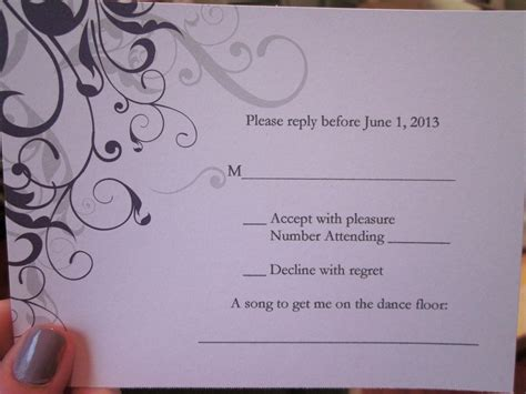rsvp cards for weddings best site hairstyle and wedding dress for
