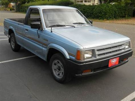 1987 mazda b series for sale carsforsale
