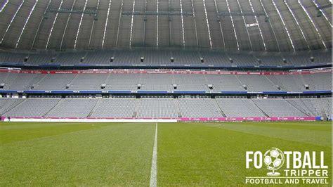 Allianz Arena Away Section by Allianz Arena Guide 1860 Bayern Munich Football Tripper