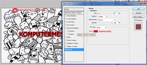 cara membuat doodle name tutorial cara mudah membuat doodle name di photoshop tutorial
