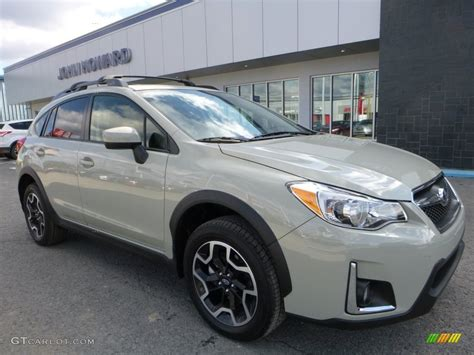 subaru crosstrek 2017 desert khaki 2016 subaru crosstrek limited desert khaki the best of