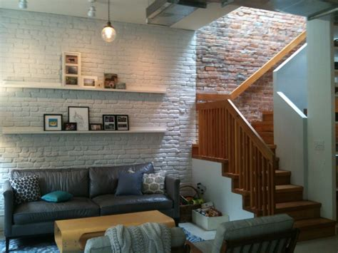 On The Room Best Faux Exposed Brick 31 In Interior For House With Faux