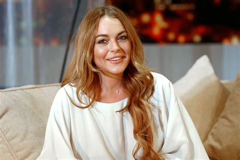 Is Lindsay Lohan These Days by Lindsay Lohan Speaks In Accent
