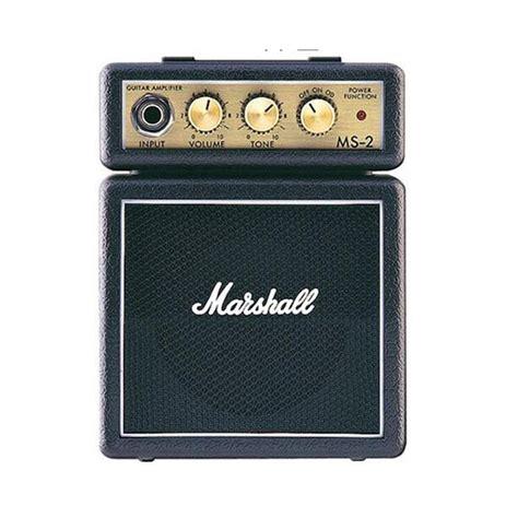 Speaker Marshall Mini 2017 marshall ms2 mini guitar lifier portable electric guitar speaker marshall ms 2 mini