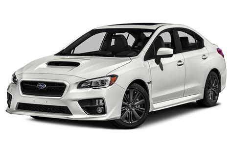2016 white subaru 2016 subaru wrx price photos reviews features