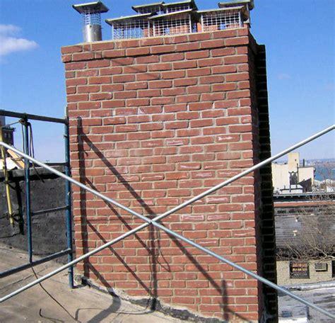 brick repointing chimney repair new york