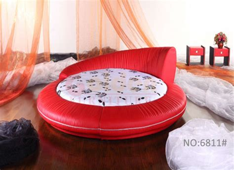 sex night bedroom white leather cheap round bed on sale romantic bedroom sex furniture view sex