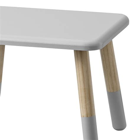 grey stool in toddler buy bloomingville children s gray stool small amara