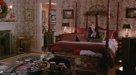 mansion featured in home alone looks radically different