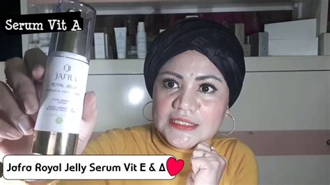 Katalog Serum Royal Jelly Jafra jafra serum royal jelly vit a vit e