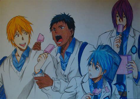Jaket Anime Kuroko No Basuke Ja Bas 14 Seirin Harakiri Style teiko days by rumiko san on deviantart