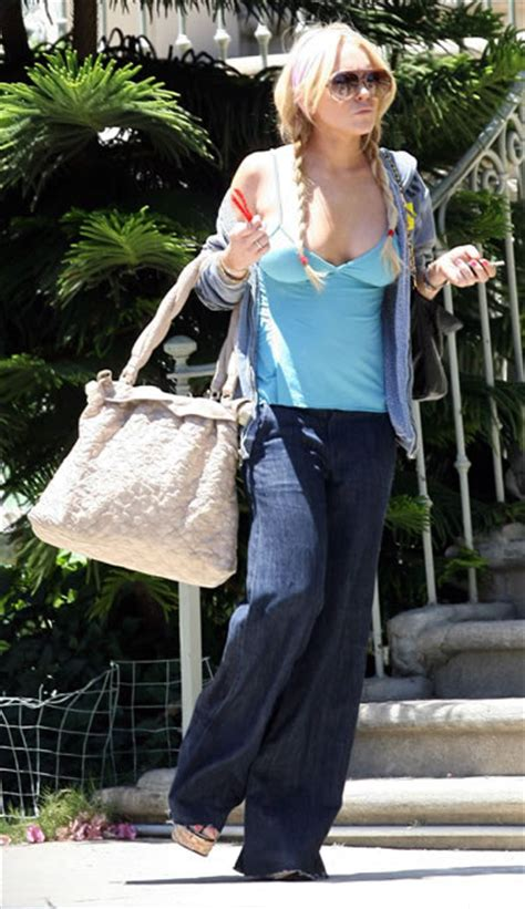 Lindsay Lohan Louis Vuitton Key Holder by Lindsay Lohan Style Louis Vuitton Olympe Stratus Gm
