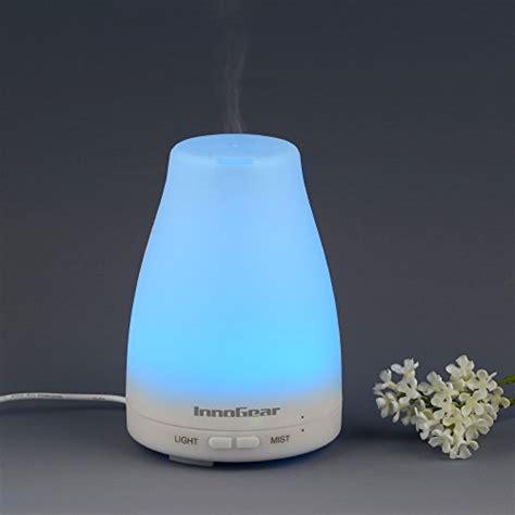 amazon oil diffuser innogear 174 100ml aromatherapy essential oil diffuser