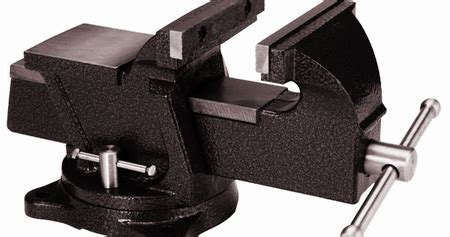 bench vise definition mechanical technology bench vise