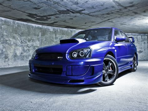 Cool Subaru by Cool Desktop Wallpaper Of Subaru Impreza Picture Of Blue