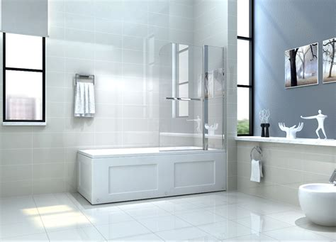Glass Shower Screens Over Bath 180 176 pivot 6mm glass over bath screen double shower screen