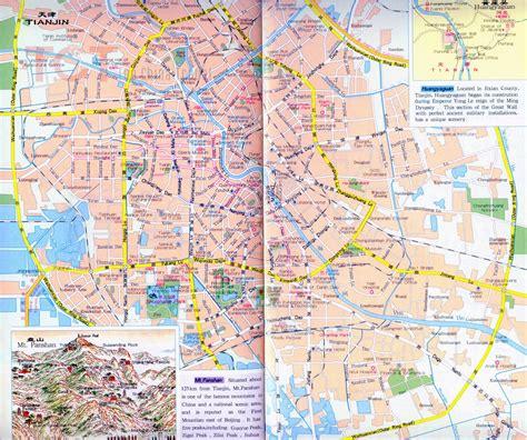 tianjin china map tianjin maps map of tianjin china tianjin tourist maps tianjin city map